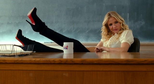Cameron Diaz protagoniza Bad Teacher