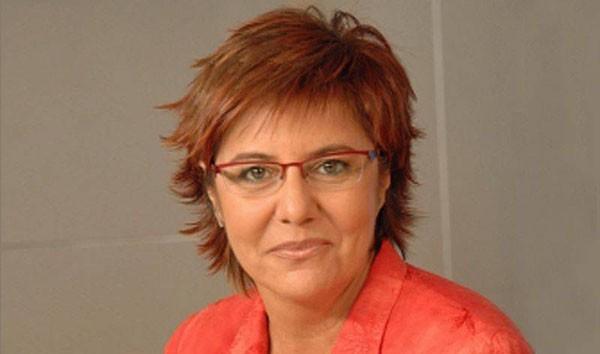 María Escario relevada de su puesto en el Telediario