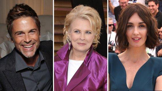 Rob Lowe, Candice Bergen y Paz Vega, protagonistas de Beautiful and Twisted para Lifetime