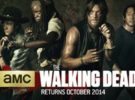 The Walking Dead presenta el tráiler de su quinta temporada que se estrena el 12 de octubre