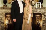 Error histórico en una foto promocional de la quinta temporada de Downton Abbey