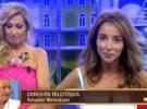 Amador Mohedano acepta una entrevista con María Patiño en Chipiona