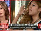 Ana Rosa Quintana, molesta con Cazamariposas