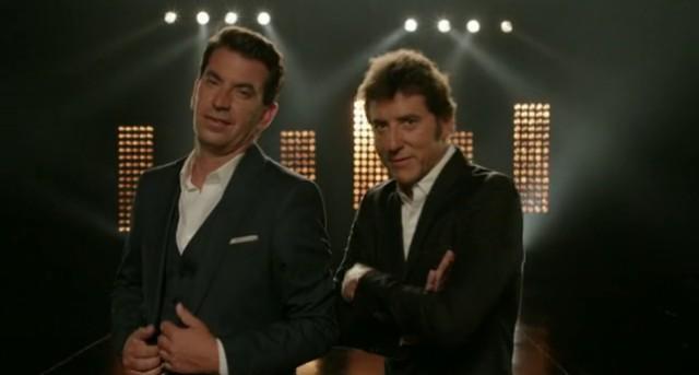 Manel Fuentes y Arturo Valls estrenan Los viernes al show