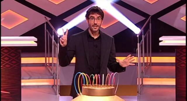 ¡Boom!, con Juanra Bonet, se estrena el martes en Antena 3