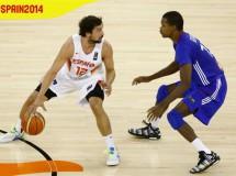El España-Francia del Mundial de baloncesto arrasa en Cuatro