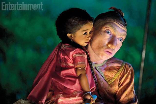 American Horror Story: Freak Show recupera a un persona de Asylum