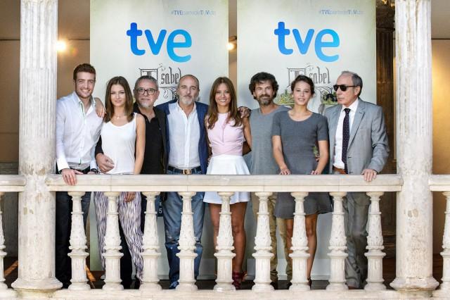 La 1 estrena la temporada final de Isabel el 8 de septiembre