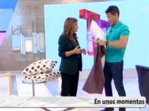 Toñi Moreno entrevista a Jaime Cantizano