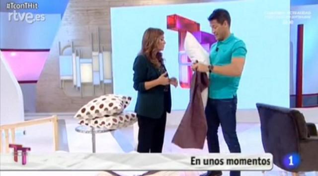 Toñi Moreno entrevista a Cantizano
