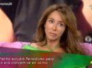 María Patiño confiesa en Hable con ellas que quería ser actriz