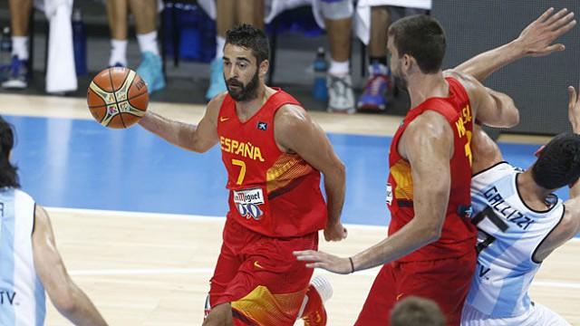 Esta tarde, en Cuatro y Energy, los partidos de octavos de final del Mundobasket 2014