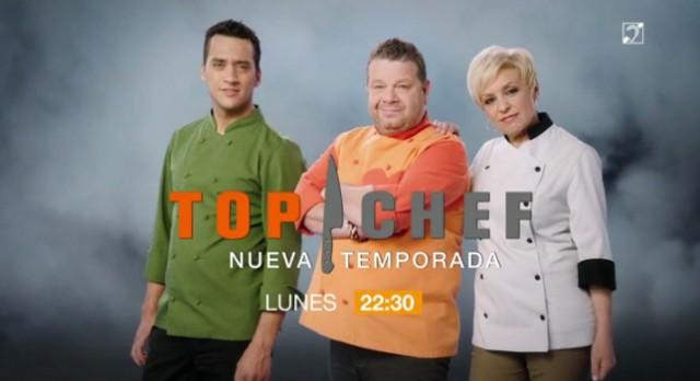 Top Chef estrena su segunda temporada el 8 de septiembre en Antena 3