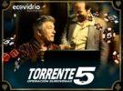 Convence a Torrente para que recicle vidrio y asiste a su preestreno