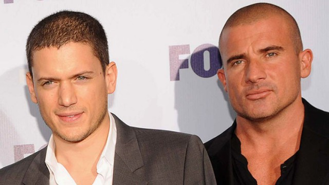 The Flash reúne a Wentworth Miller y Dominic Purcell, protagonistas de Prison Break