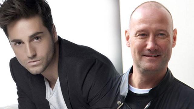 David Bustamante y Pedro García Aguado, esta noche en Gran Hermano 15