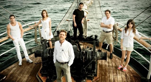 The CW se sumerge en la adaptación de El barco