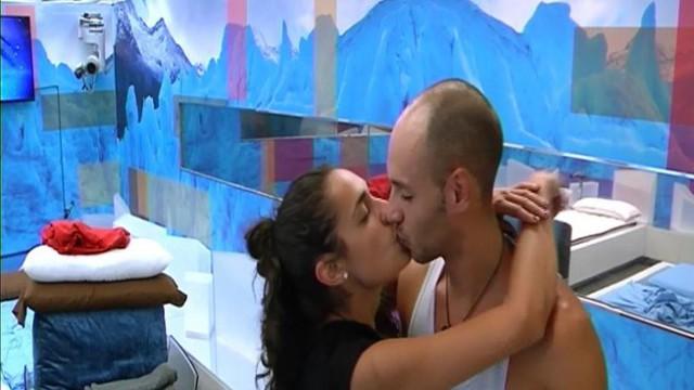 Omar y Lucía reactivan Gran Hermano 15