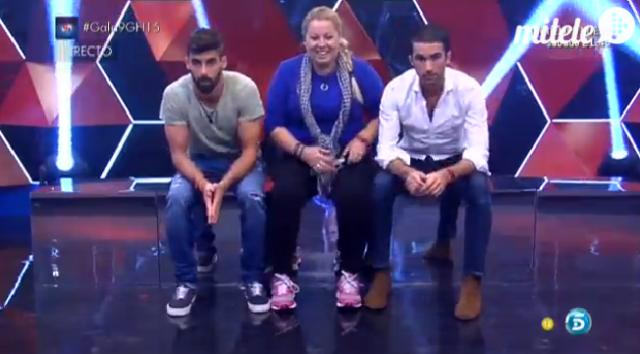 Shaima, expulsada y Jonathan, Loli y Luis, nominados en Gran Hermano 15