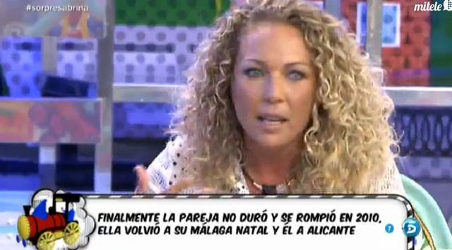 Sabrina Mahí, ganadora de Gran Hermano 2, reaparece en Sálvame