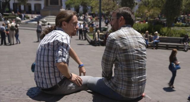 Salvados roza los cinco millones de espectadores con Pablo Iglesias