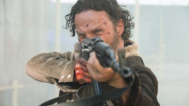 The Walking Dead estrena su quinta temporada esta noche
