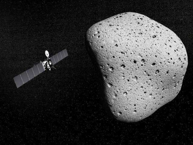Discovery MAX emite Misión Rosetta el próximo martes
