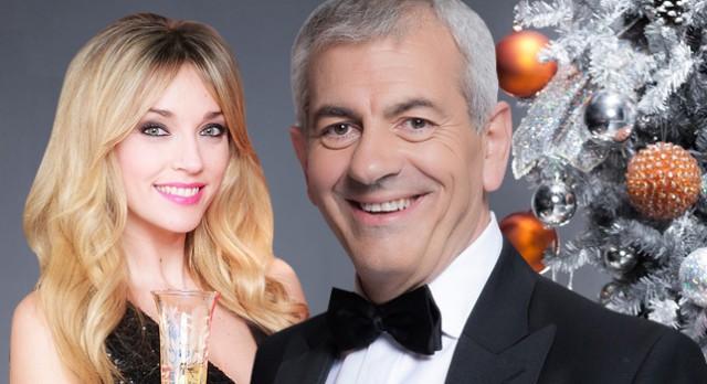 Anna Simon y Carlos Sobera darán las Campanadas en Antena 3