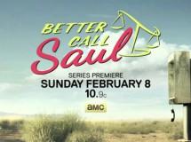 Better call Saul se estrena el 8 de febrero