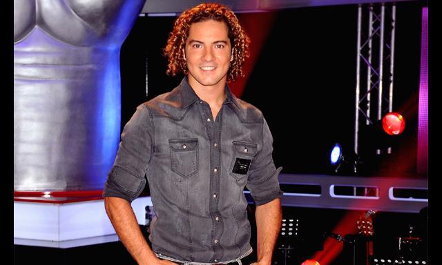 David Bisbal cantará en La Voz Perú