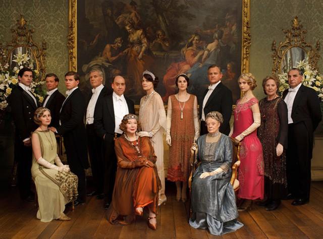 Downton Abbey es renovada por una sexta temporada en ITV