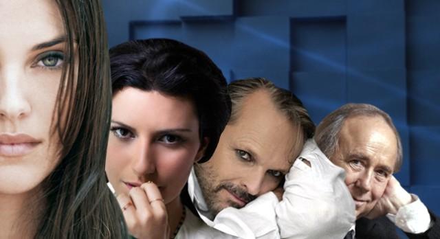 Miguel Bosé, Laura Pausini, Joan Manuel Serrat y Helen Lindes visitan El hormiguero 3.0
