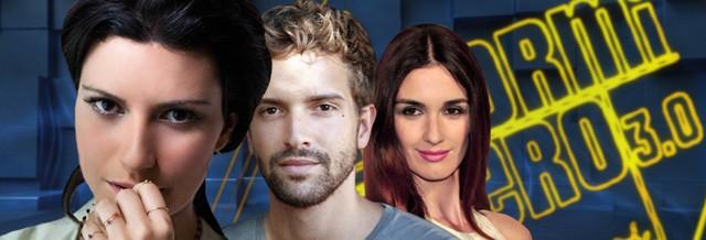 Pablo Alborán, Laura Pausini y Paz Vega visitan El Hormiguero 3.0