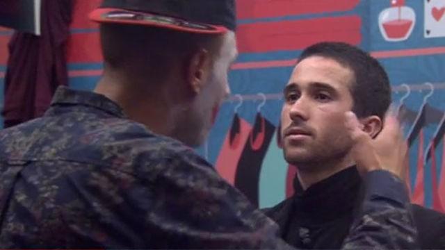Fortísima discusión entre Omar y Luis en Gran Hermano 15