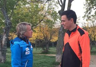 Pedro Sánchez practicará escalada y rápel en la segunda temporada de Planeta Calleja