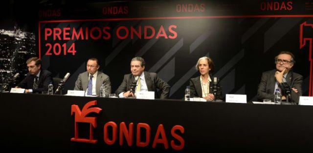 El tiempo entre costuras, El príncipe y Adriana Ugarte entre los galardonados con los Ondas 2014