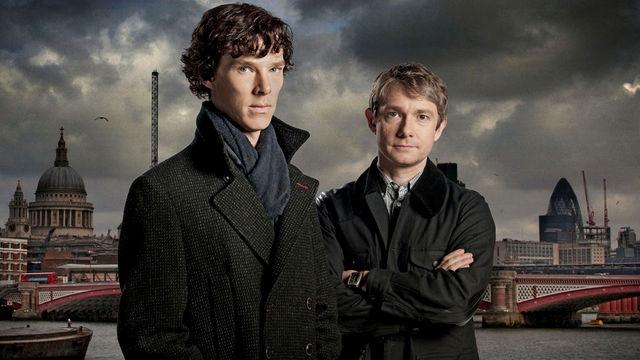 Neox estrena la tercera temporada de Sherlock el próximo lunes