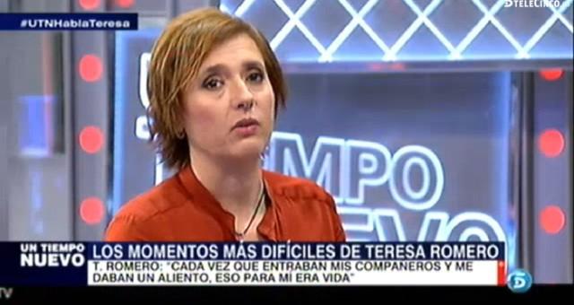 Un tiempo nuevo logra un buen dato con Teresa Romero que no supera a El pequeño Nicolás
