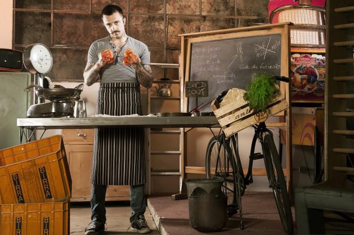 Discovery MAX estrena mañana Chef Rubio, un recorrido por la comida callejera italiana