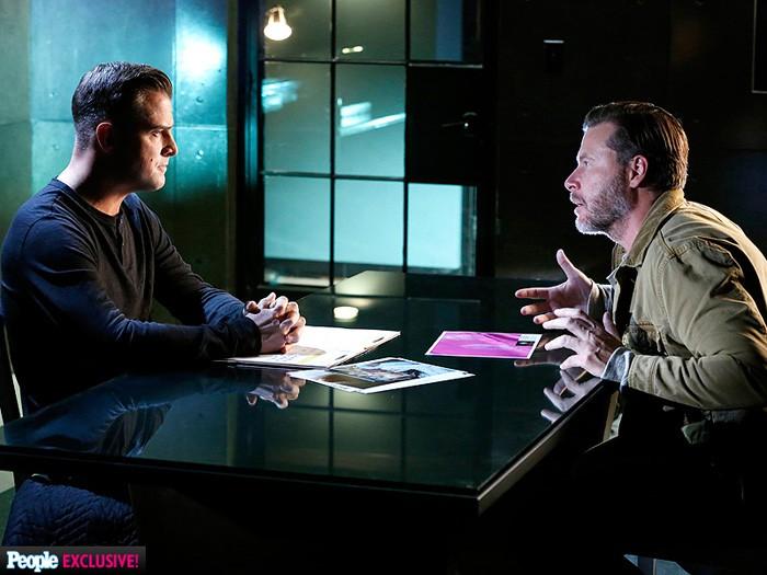 Dean McDermott, el marido de Tori Spelling, estrella invitada en CSI