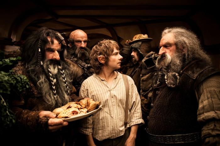 El Hobbit: un viaje inesperado lidera la noche de Navidad con más de 3,5 millones de espectadores