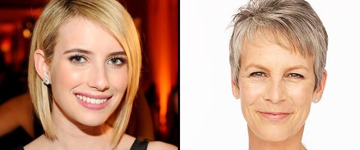 Emma Roberts y Jamie Lee Curtis fichan por Scream Queens, lo nuevo de Ryan Murphy