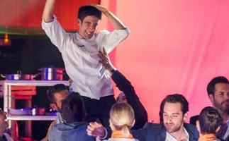 Top Chef supera los tres millones en su final y Gym Tony se estrena discretamente