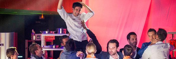 David García Cantero gana la segunda edición de Top Chef