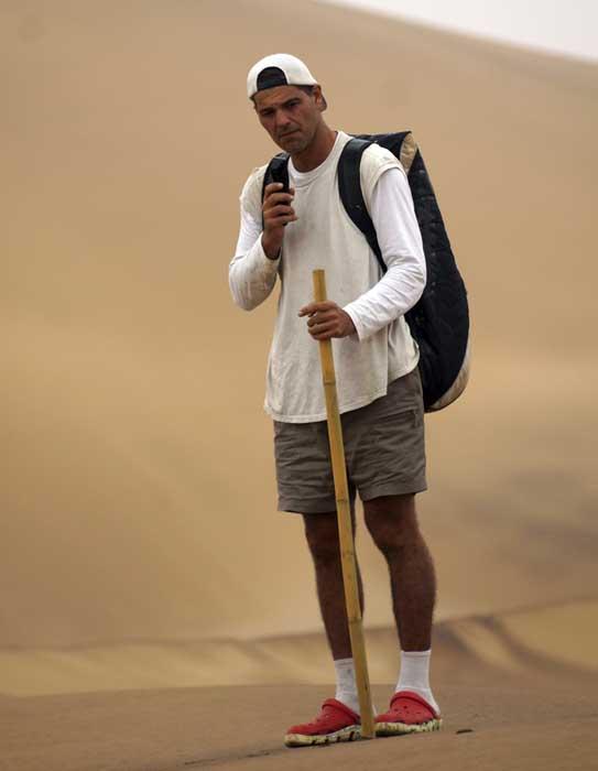 Frank Cuesta se marcha a África en la segunda temporada de Wild Frank
