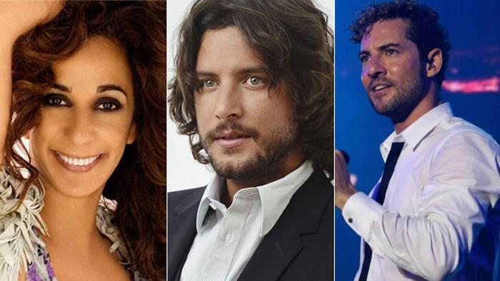 David Bisbal, Rosario Flores y Manuel Carrasco serán los coaches de La Voz Kids 2