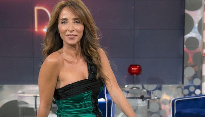 María Patiño presentará el Deluxe en Navidad