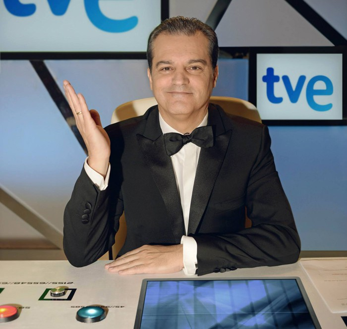 Ramón García lidera la Nochebuena con su regreso a Televisión Española