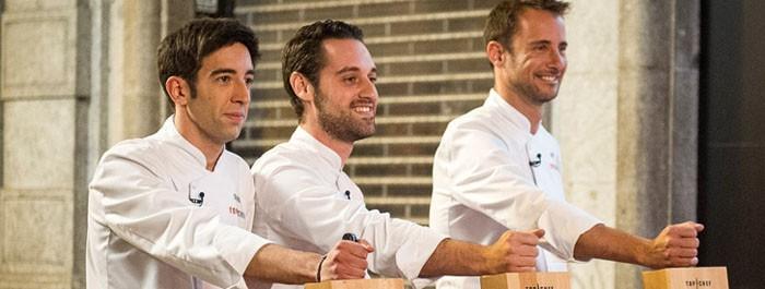 La semifinal de la segunda temporada de Top chef lidera en Antena 3