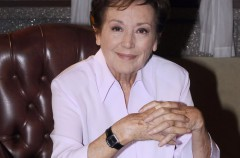 Fallece Amparo Baró a los 77 años en Madrid